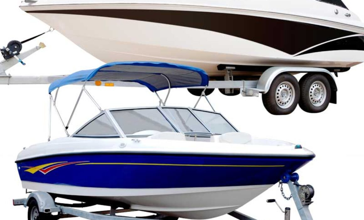 Boats at the Cancun International Boat Show