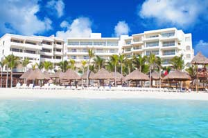 Hotel NYX Cancun, an official hotel of the Cancun International Boat Show