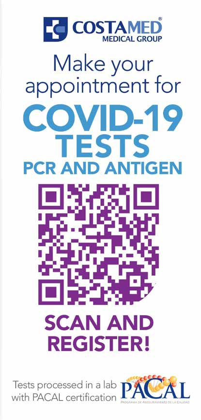 Covid-19 Test for US reentry at the Cancun International Boat Show